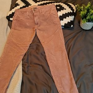 CLOSET CLEAROUT!!! skinny corduroy pants
